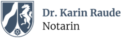 Notarin Dr. Karin Raude